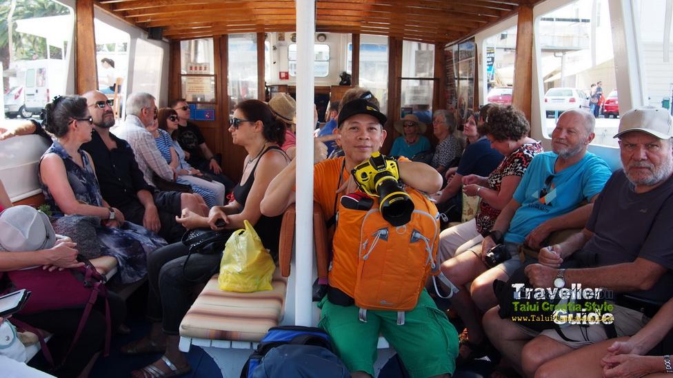 BuraLine Taxi boat