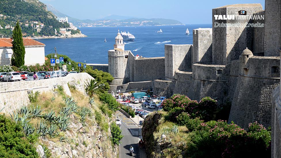 Old City of Dubrovnik, UNESCO World Heritage Site.