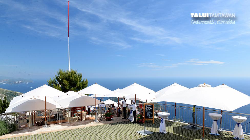 Dubrovnik Cable Car Restaurant, Dubrovnik, Croatia