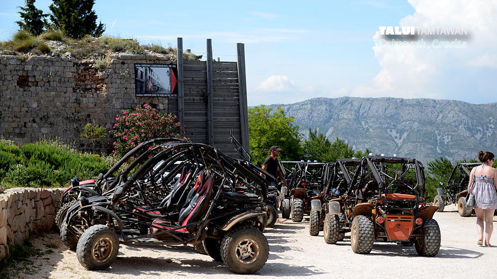 Bugs OFFROAD @ Dubrovnik Hill