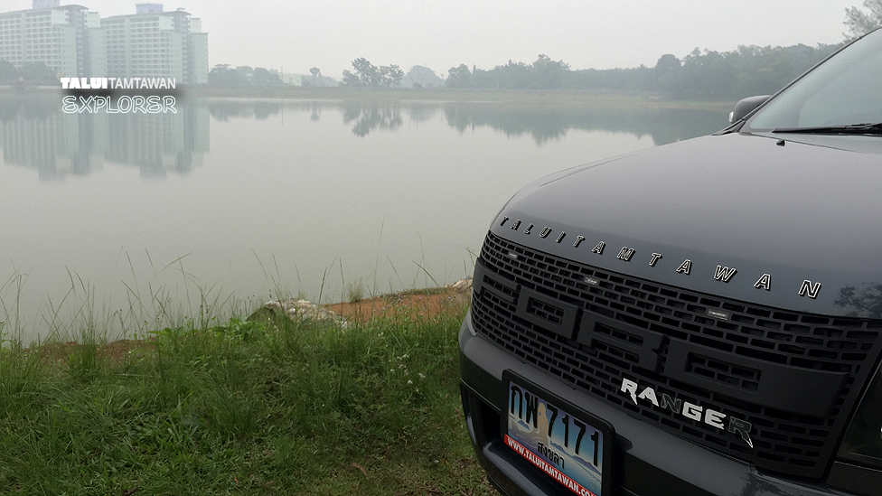 TaluiTamtawan Explorer Style : The Air Pollution from Indonesia at the PSU reservoir area