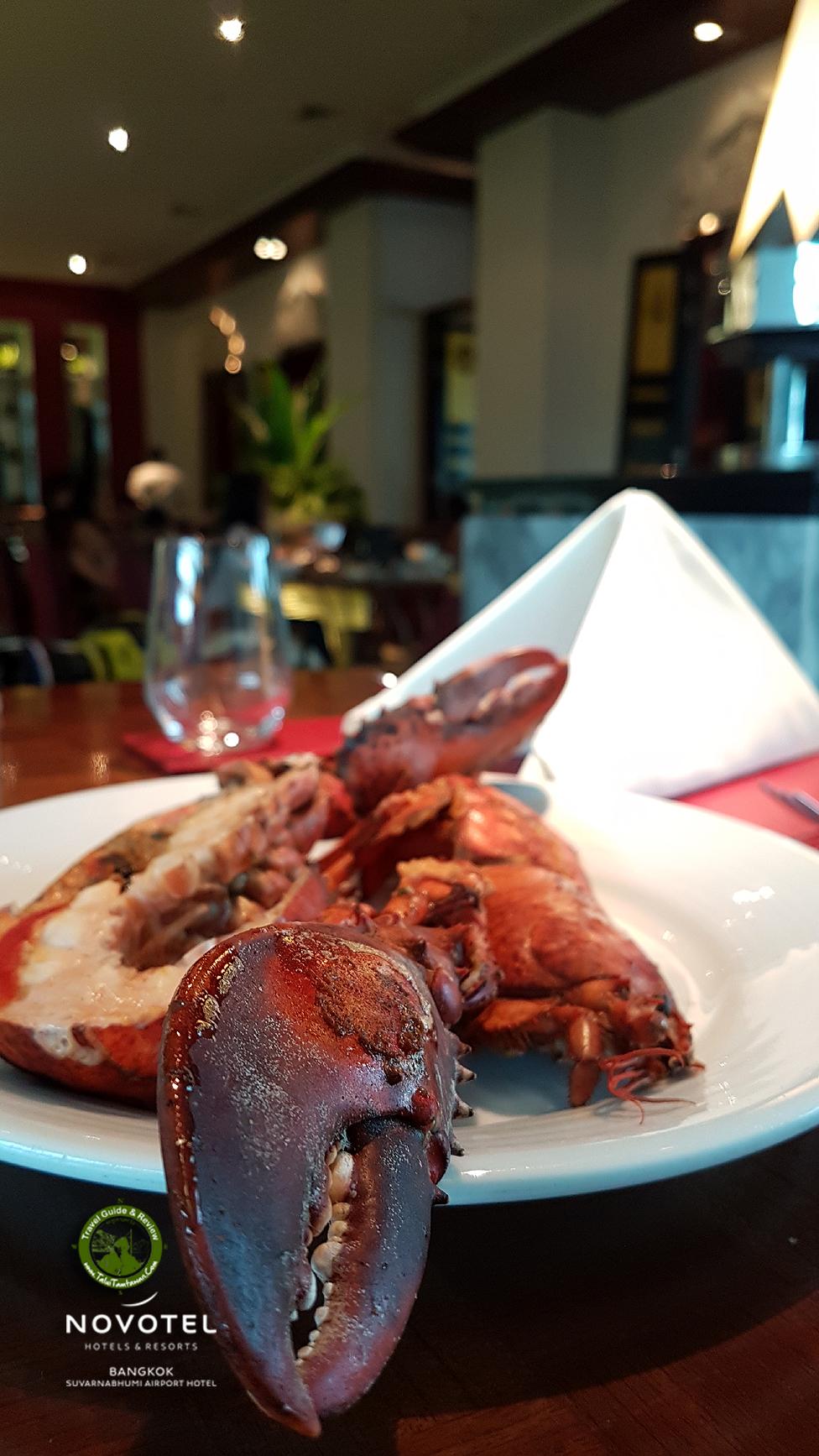Lobster อีก 1 เมนู ที่น่าสนใจ ครับ