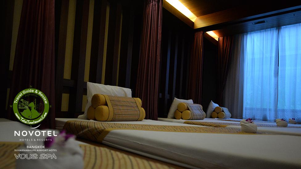 The next room for Thai Massage group, but can close the curtains for you. ห้องถัดมาเป็นห้องรวม สำหรับนวดแผนไทย ครับ แต่ สามารถ ปิดม่าน กรณี มาเดี่ยวได้ครับ