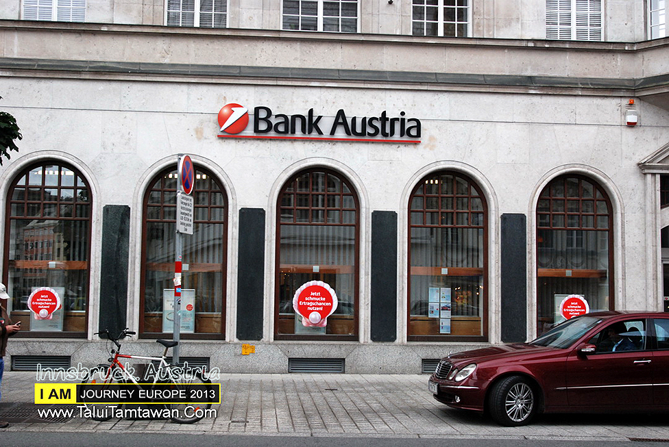 And Bank of Austria.