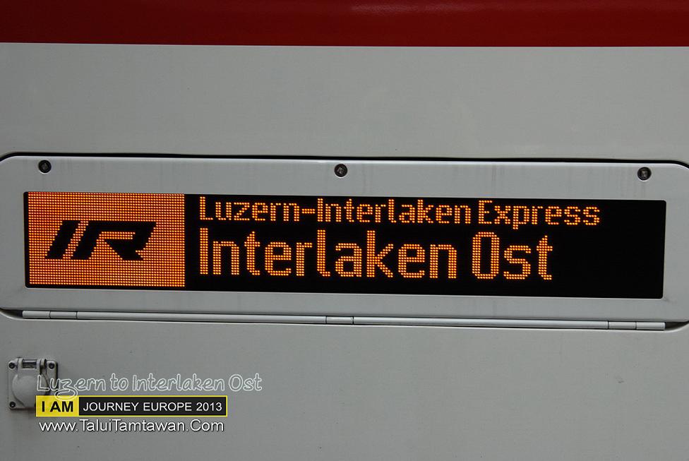 First Class in Switzerland หน้าตาแบบนี้ครับ