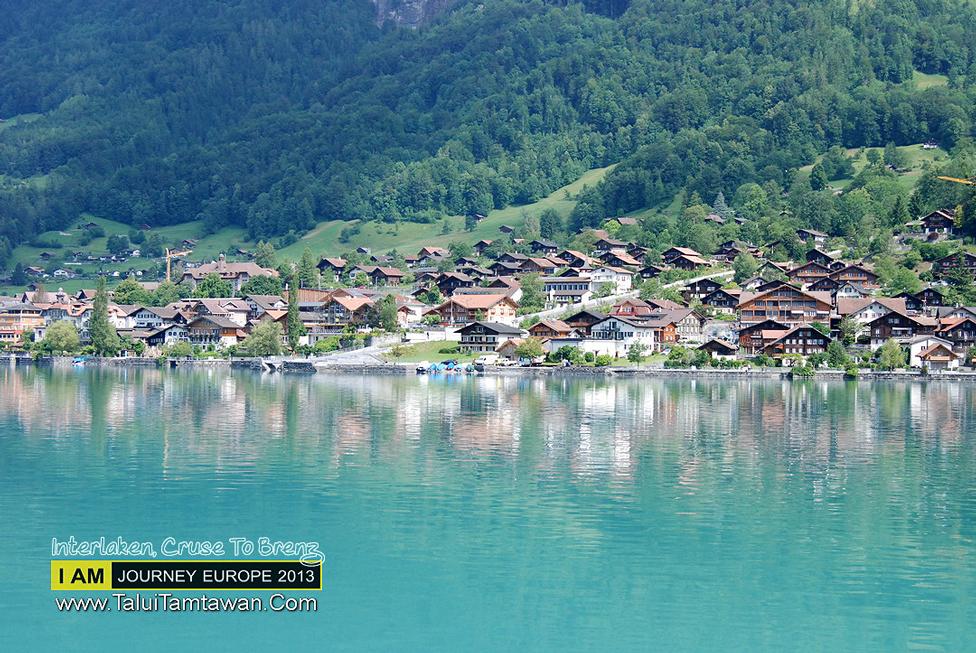 Lake Brienz View
