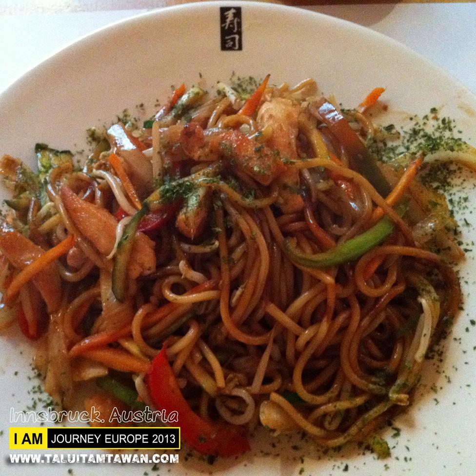 TaluiTamtawan dinner @ Kenzi Restaurant.