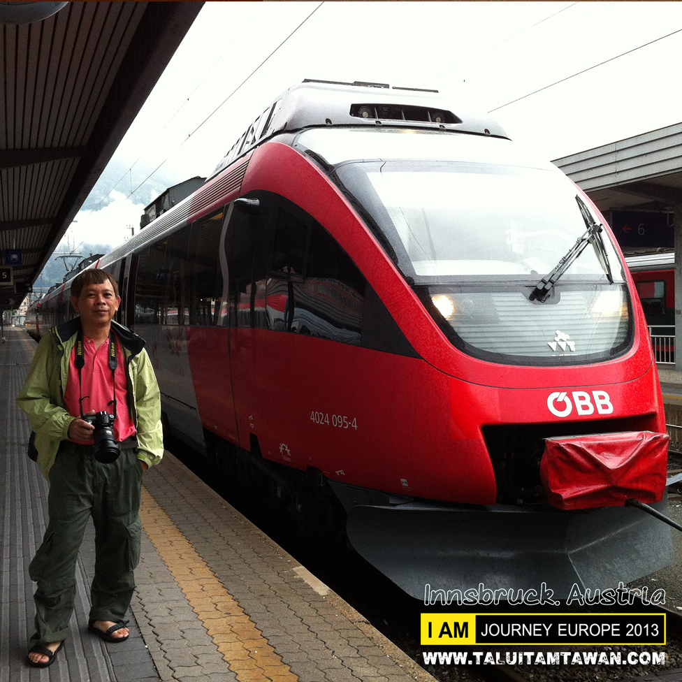 Let's OBB Frist Class to Lucerne is a city in central Switzerland.